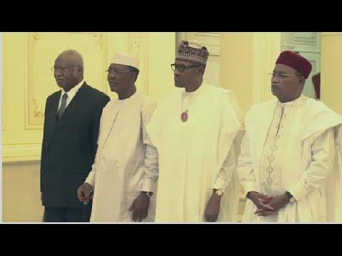 Lutte contre Boko Haram : réunion stratégique Tchad - Cameroun - Niger - Nigeria
