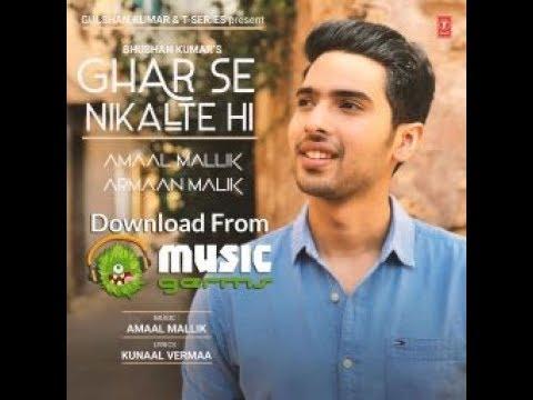 Ghar Se Nikalte Hi SongAmaalMallik FeatArmaan MalikBhushan Kumar & Angel