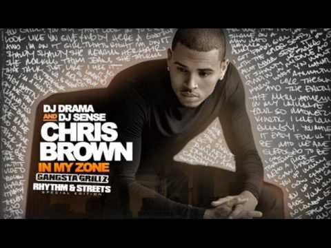 """Chris Brown-Twitter [""""In My Zone"""" Mixtape]"""