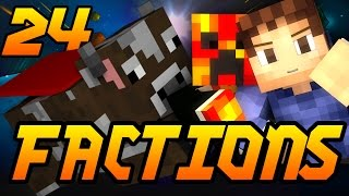 "Minecraft Factions ""OUR CASH COW!"" Episode 24 Factions w/ Preston and Woofless!"