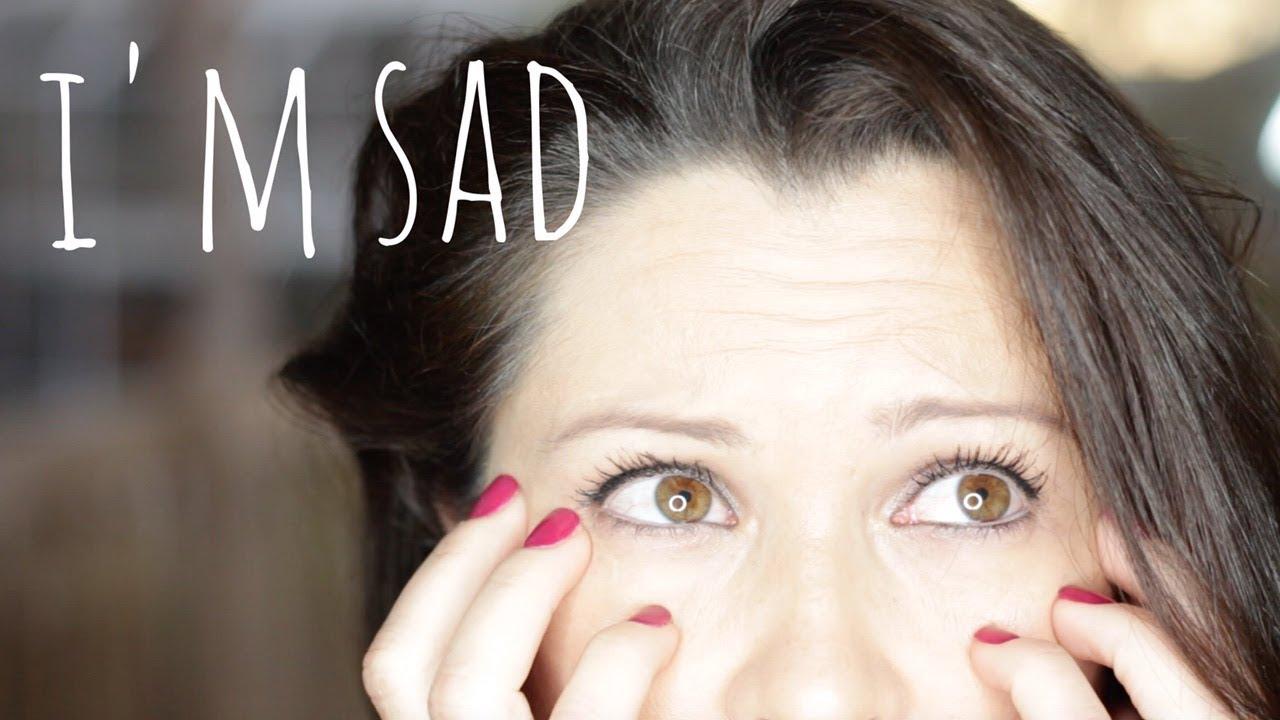 Cómo Expresar Tristeza En Inglés