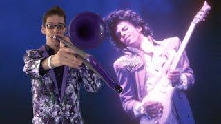 Prince - Purple Rain: Trombone Arrangement (on a Purple pBone)