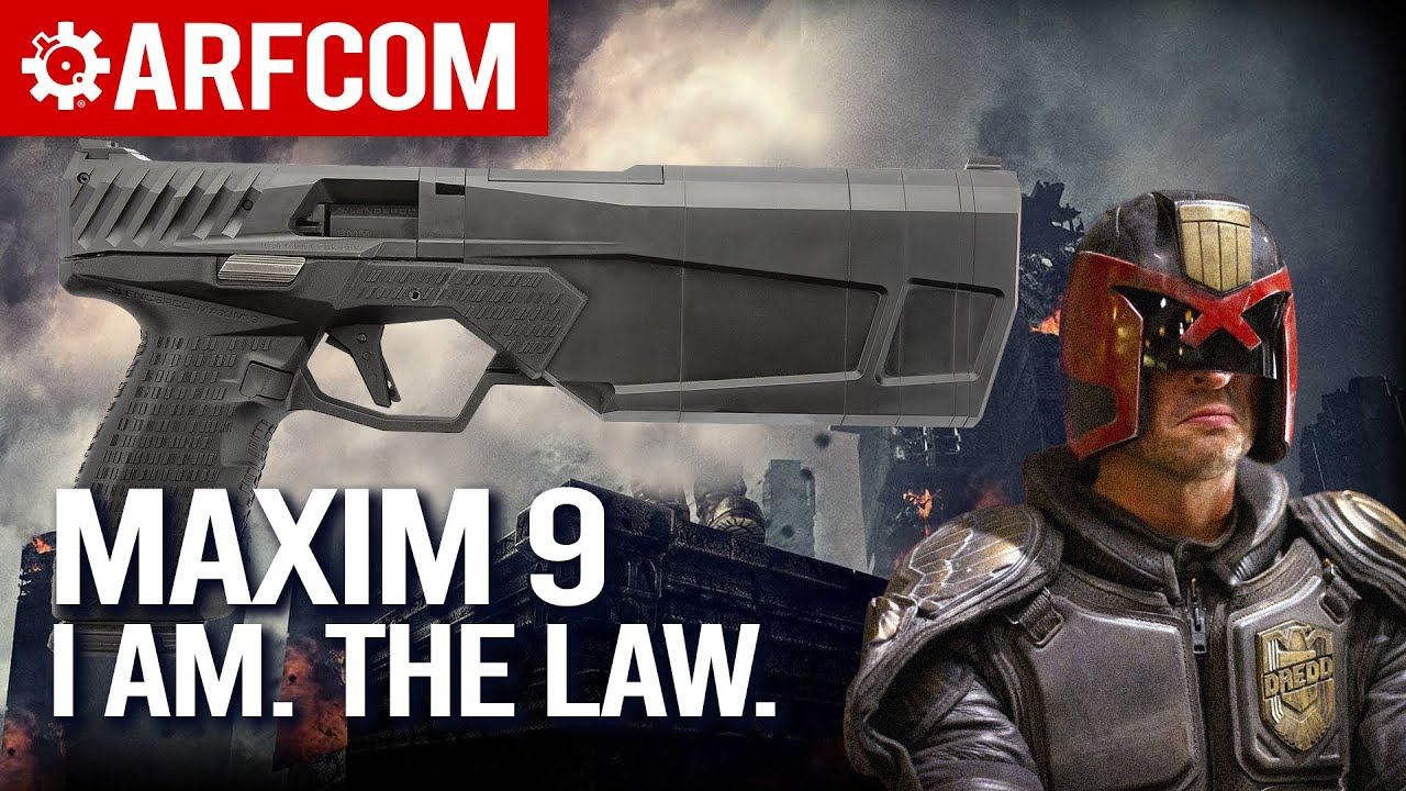 Maxim 9: I am the Law