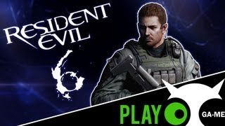 PLAY: Resident Evil 6 Demo Chris Gameplay