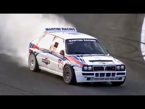 Lancia Delta HF integrale (2015) – Super Power & Pure Sound!