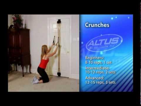 Superieur Home Gym Crunches