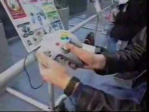 Nintendo Ultra 64 on Bad Influence! CITV (1995)