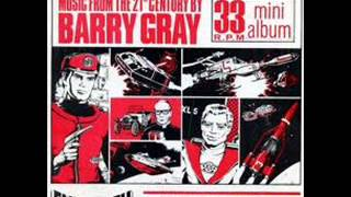 BARRY GRAY ORCHESTRA - CAPTAIN SCARLET - STINGRAY