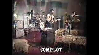Complot - En Espectaculares JES - (Rock Colombia) - 1983