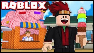 ICE CREAM SIMULATOR | ROBLOX