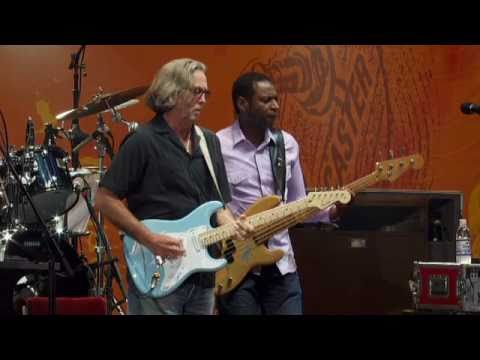 Eric Clapton performs Crossroads !