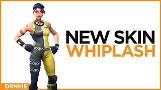 NOUVEAU SKIN: WHIPLASH (Fortnite Battle Royale)