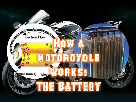 How a Motorcycle Works Ep. 2: The Battery