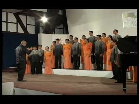 UPLB Choral Ensemble - Jagdlied (Op. 59 nr. 6 Sechs lieder im Freien zu singen)
