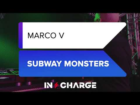 Marco V - Subway Monsters