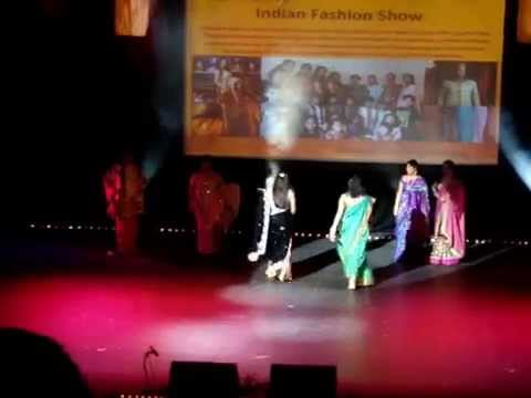 Fashion show @ Diwali 2014 celebrations derry/ londonderry