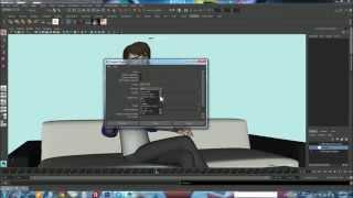Mayaで作ったアニメーションを動画出力する際に必要なPlayblastについて...