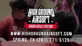 High Ground Airsoft - Birthday Parties