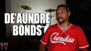 De'Aundre Bonds on Stabbing His Aunt's Boyfriend to Death in Self Defense (Part 5)