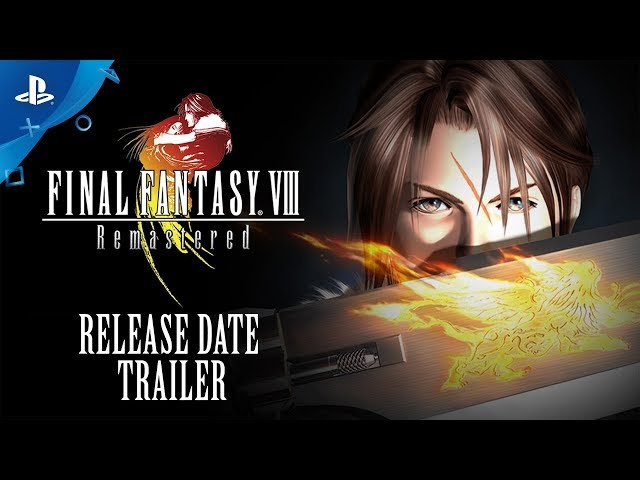 Final Fantasy VIII: Remastered (видео)
