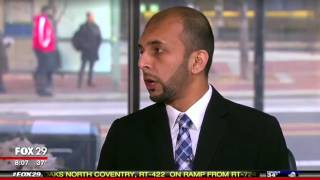FOX29׃ Ahmadiyya Muslim Community spokesperson discusses anti Muslim backlash