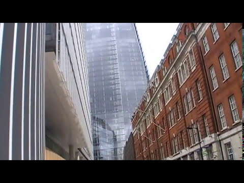 JAB Day Trip 2. The Shard. SEE ACROSS LONDON!