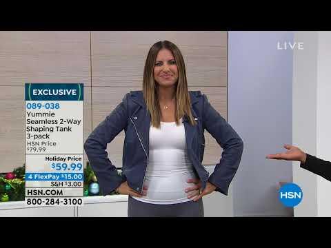 HSN | Yummie Shaping Fashions . http://bit.ly/379nlpx