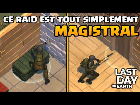 UN RAID TOUT SIMPLEMENT MAGISTRAL ! - Last Day On Earth