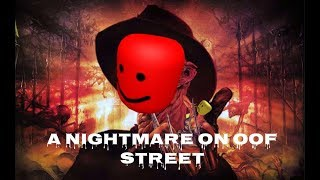 All A Nightmare On Elm Street Deaths but with Roblox Death Sounds