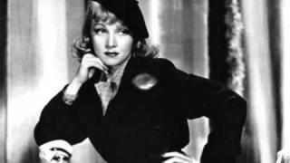 """Marlene Dietrich """"Leben ohne Liebe kannst  du nicht"""" 1931  (Hats 2/2)."""