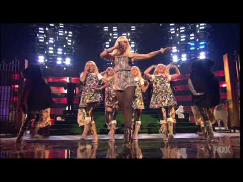 Gwen Stefani  Wind It Up Billboard Music Awards 2006 High Definition