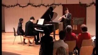 Duo Furibondo - Bach: Violinsonate Nr.2 [Teil 1]