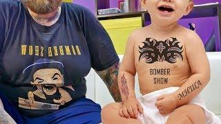 Первая Татуировка  | Как выбрать эскиз для Тату