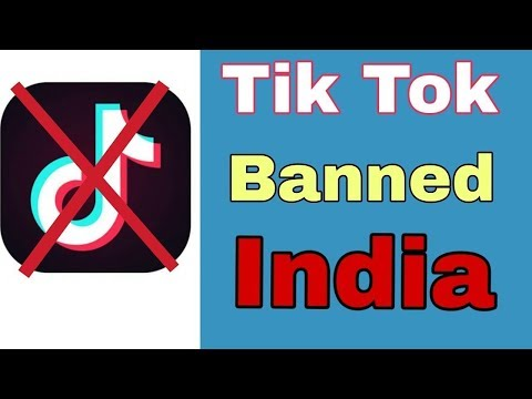 Tik Tok app banned in India, petition filed against the app in Madras High Court; टिक टोक एप्प बंद
