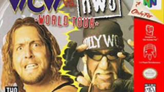 WCW vs nWo: World Tour OST - Main Menu