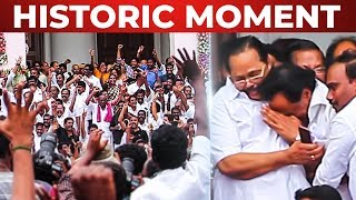 FULL HD: Historical Moment of DMK | Stalin Breaks Down