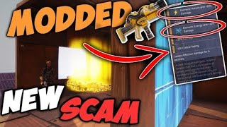 *UPDATED* Walk THROUGH Walls! NEW Scam Method! (Scammer Gets Scammed) Fortnite Save The World