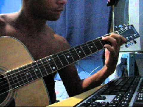 Akon - Lonely( Guitar cover )