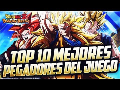 ¿Cuáles son los mejores pegadores del Dokkan Battle? | DBZ Dokkan Battle En Español