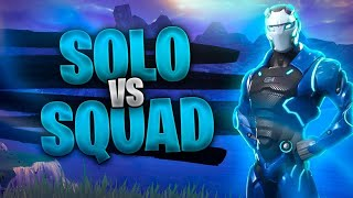 Solo-Squad after patch 7.40|| Fortnite Mobile