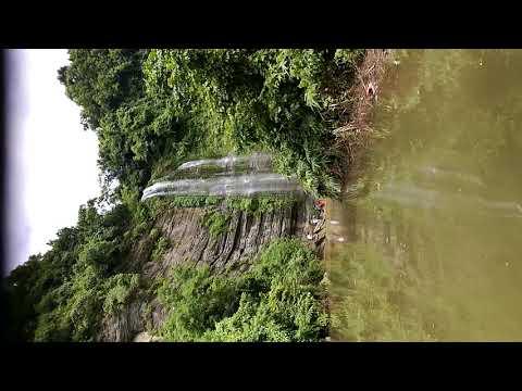 Shohosrodhara Waterfall, Choto Darogar Hat, SITAKUNDA
