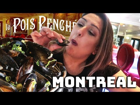 First Mpressions Of Montreal And AWESOME French Food