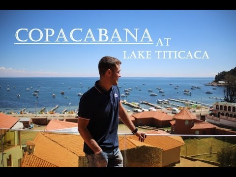 Bolivia: Copacabana At Lake Titicaca