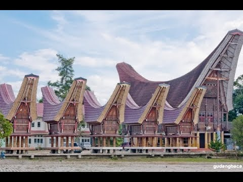 34 Rumah Adat Indonesia Youtube