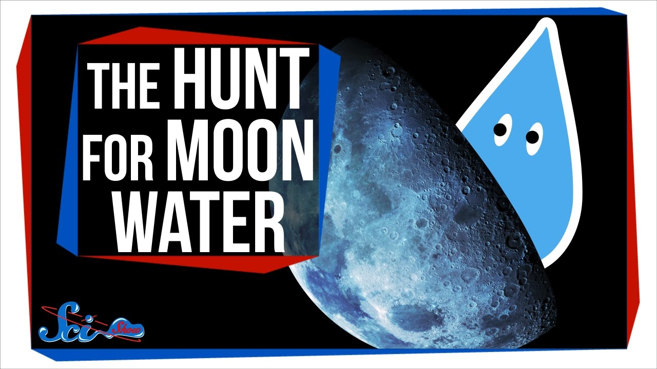 There may be a lot of water hiding under the moon's dusty surface, researchers say