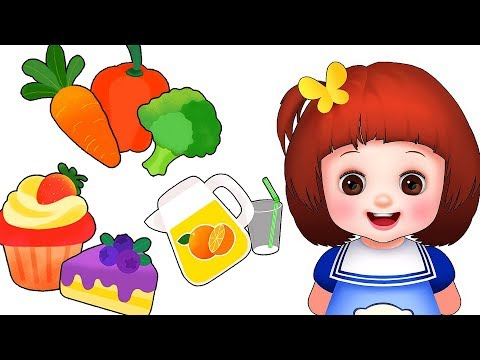 Baby Doli Fruit juice and cake play and baby doll kitchen toys play