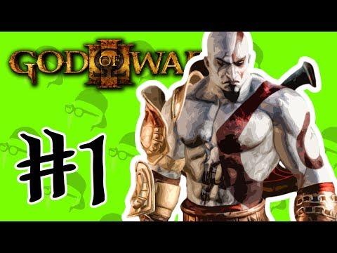ហេ្គមសេរីថ្មីសុំខ្មាស់ | God of War III #1