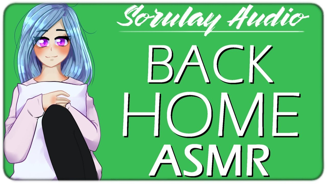 Asmr Roleplay Back Home Girlfriendwife Cuddle -5847