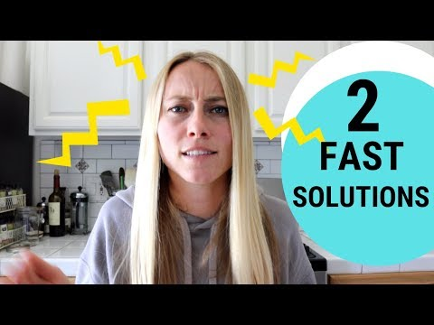 INTERMITTENT FASTING HEADACHES - Why It Happens + Get Rid of
