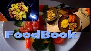 FOOD BOOK#5 Фуд Бук ✿Быстрые и Простые ОБЕДЫ
